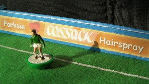 Man-of-the-match 'Parksie' secures the points for QPR